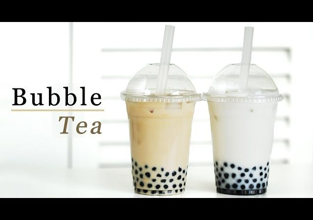 Bubble Tea – Delightful Tea And Dessert In One