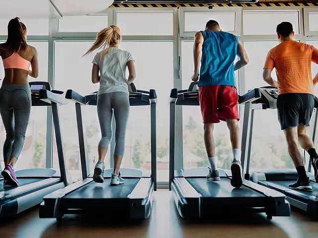 Treadmill Walking For Exercise