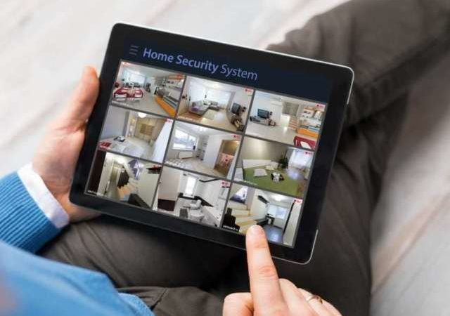 Home Security System Equipment – Safe Life